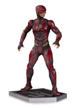 Image: Justice League Movie Statue: The Flash  - DC Comics