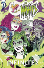 Image: Jem and the Holograms: The Misfits: Infinite #1  [2017] - IDW Publishing