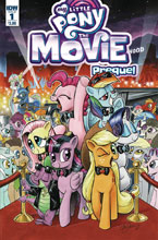 Image: My Little Pony Movie Prequel #1 - IDW Publishing