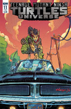 Image: Teenage Mutant Ninja Turtles Universe #11 (subscription cover - Aaron Conley) - IDW Publishing