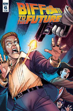 Image: Back to the Future: Biff to the Future #6 - IDW Publishing