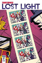 Image: Transformers: Lost Light #7 (subscription cover A - Nick Roche) - IDW Publishing