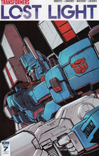 Image: Transformers: Lost Light #7 (incentive cover - James Raiz) (10-copy)  [2017] - IDW Publishing