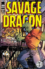 Image: Savage Dragon #225 (25th Anniversary cover B - Fosco) - Image Comics