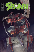 Image: Spawn #275 (25th Anniversary cover A - Hibachi) - Image Comics