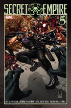 Image: Secret Empire #5 - Marvel Comics