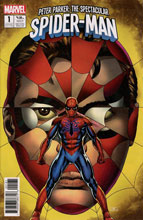 Image: Peter Parker: The Spectacular Spider-Man [2017] #1 (Cassady variant cover - 00181)  [2017] - Marvel Comics