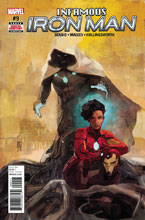 Image: Infamous Iron Man #9 - Marvel Comics