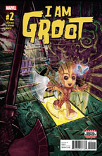 Image: I Am Groot #2 - Marvel Comics