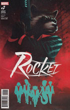 Image: Rocket #2 (variant cover - Epting) - Marvel Comics