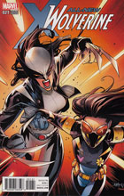 Image: All-New Wolverine #21 (Mora variant cover - 02131) - Marvel Comics