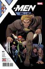 Image: X-Men: Blue #5 - Marvel Comics