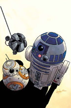 Image: Star Wars: Droids Unplugged #1 - Marvel Comics