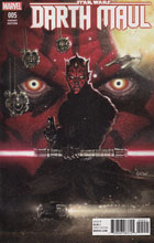 Image: Star Wars: Darth Maul #5 (Andrews variant cover - 00551) - Marvel Comics