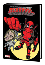 Image: Deadpool: World's Greatest Vol. 02 HC  - Marvel Comics