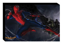 Image: Spider-Man: Homecoming - Art of the Movie HC  (slipcase) - Marvel Comics