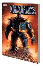 Image: Thanos Vol. 01: Thanos Returns SC  - Marvel Comics