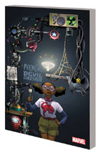 Image: Moon Girl and Devil Dinosaur Vol. 03: The Smartest There Is SC  - Marvel Comics