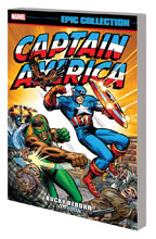 Image: Captain America Epic Collection: Bucky Reborn SC  - Marvel Comics