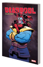 Image: Deadpool Classic Vol. 18: Deadpool vs. Marvel SC  - Marvel Comics