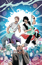 Image: Bill & Ted Save the Universe #1 - Boom! Studios