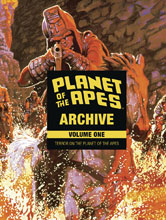 Image: Planet of Apes Archive Vol. 01 HC  - Boom! Studios