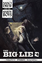 Image: Nancy Drew and the Hardy Boys: The Big Lie #4 (cover A - Dalton)  [2017] - Dynamite