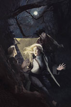 Image: Nancy Drew and the Hardy Boys: The Big Lie #4 (Dalton virgin incentive cover - 04041) (20-copy) - Dynamite