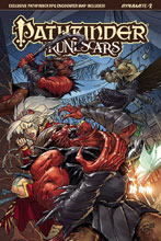 Image: Pathfinder: Runescars #2 (cover C - Borges) - Dynamite