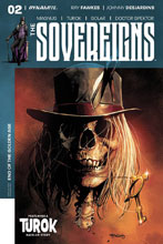 Image: Sovereigns #2 (cover A - Segovia)  [2017] - Dynamite
