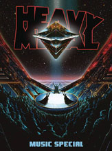 Image: Heavy Metal #287 (cover A - Kilian) - Heavy Metal Magazine
