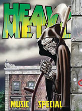 Image: Heavy Metal #287 (cover C - Riggs) - Heavy Metal Magazine