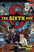 Image: Sixth Gun Vol. 01 SC  (Square One edition) - Oni Press Inc.