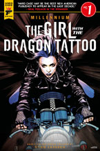 Image: Millennium: Girl with the Dragon Tattoo #1 (cover B - Coker) - Titan Comics