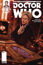 Image: Doctor Who: The 12th Doctor - Year Three #5 (cover B - Brooks) - Titan Comics