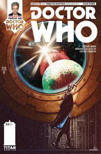 Image: Doctor Who: The 12th Doctor - Year Three #5 (cover C - Shedd) - Titan Comics
