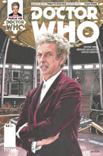 Image: Doctor Who: The 12th Doctor - Year Three #5 (cover D - Walker) - Titan Comics