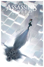 Image: Assassin's Creed: Uprising #6 (cover B - Glass) - Titan Comics