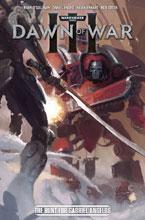 Image Warhammer  Dawn Of War Iii  Cover A Brobrowski