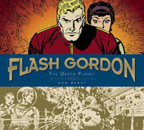 Image: Flash Gordon: Dan Barry Sundays Vol. 01 - Death Planet HC  - Titan Comics