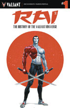 Image: Rai: The History of the Valiant Universe #1 (cover A - Crain)  [2017] - Valiant Entertainment LLC