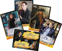 Image: Topps 2017 Doctor Who Signature Series Card Box  - Topps Company