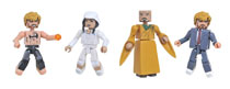 Image: Marvel Minimates Box Set: Netflix Iron Fist  - Diamond Select Toys LLC