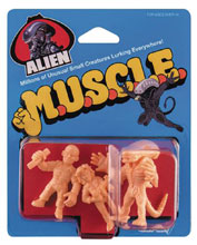 Image: Alien Muscle Figures Pack A  - Super 7