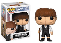 Image: POP! Westworld Vinyl Figure: Young Dr. Ford  - Funko