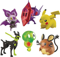Image: Pokemon Battle Action Figure Assortment  - Tomy International