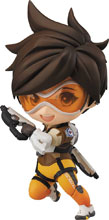 Image: Overwatch Tracer Nendoroid  (Classic Skin version) - Good Smile Company