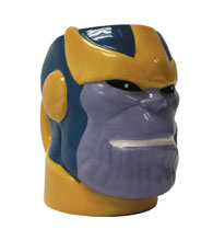 Image: Marvel Molded Mug: Thanos Head  - Surreal Entertainment