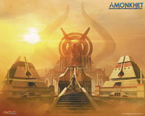 Image: Magic the Gathering TCG: Amonkhet Booster Pack  - Wizards of The Coast