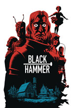 Image: Black Hammer: Age of Doom #3 (variant cover - Cho) - Dark Horse Comics